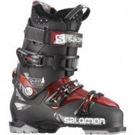 Salomon Quest AC 70 Black/Red Translu