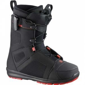 Salomon Titan Black/Racing Red/Black