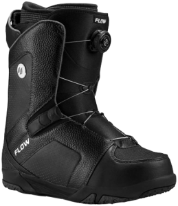 Flow Rival Rental Boa Black