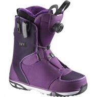 Salomon Ivy Boa Sj Purple Pr