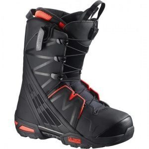 Salomon Malamute Black/Neon Red/Bk