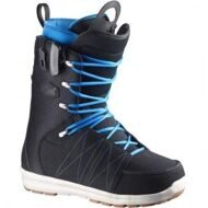 Salomon Launch Laces SJ Black/Bl/Bk
