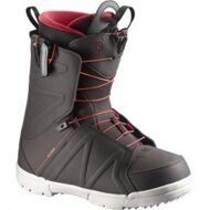 Salomon Faction Black/Racing Red/Gr