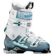 Salomon Quest 80 W Cold Sea Translucent/White