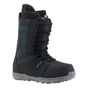 Burton 14-15 Invader Black/Cyan