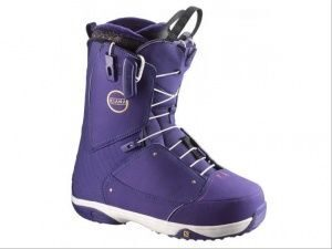 Salomon Kiana Purple/Gold/Purple
