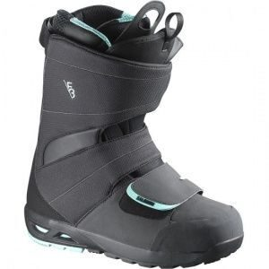 Salomon F3.0 Black/Charcoal/Tq